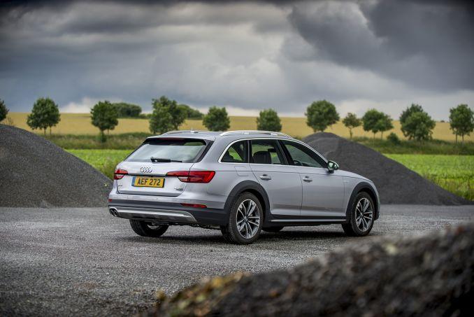 Image 2: Audi A4 Allroad Estate 45 Tfsi Quattro Sport 5dr S Tronic