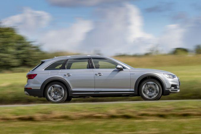 Image 4: Audi A4 Allroad Estate 45 Tfsi Quattro Sport 5dr S Tronic