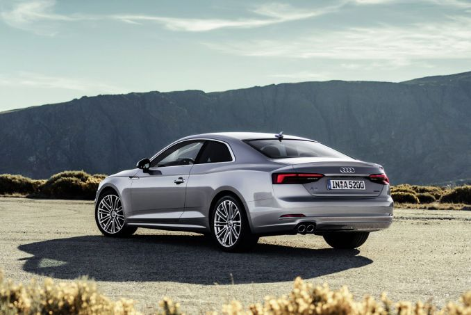 Video Review: Audi A5 Coupe 45 Tfsi Quattro Vorsprung 2dr S Tronic