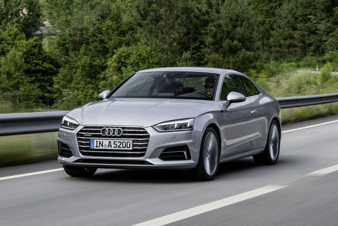 Image 2: Audi A5 Coupe 40 Tfsi Sport 2dr S Tronic