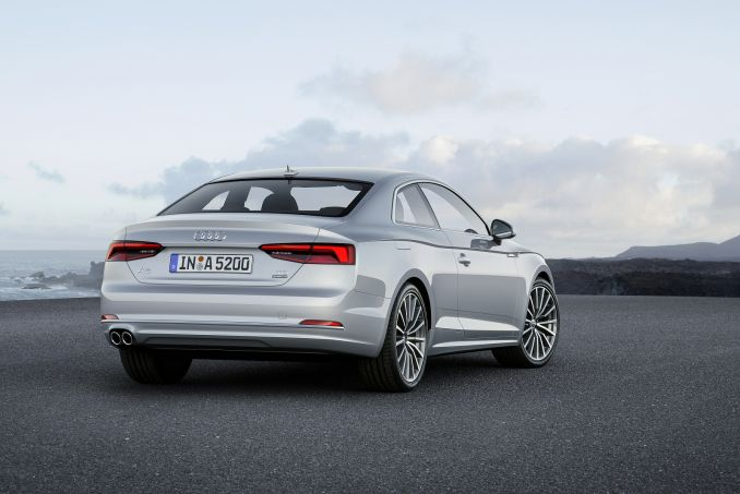 Video Review: Audi A5 Diesel Coupe 40 TDI Vorsprung 2dr S Tronic