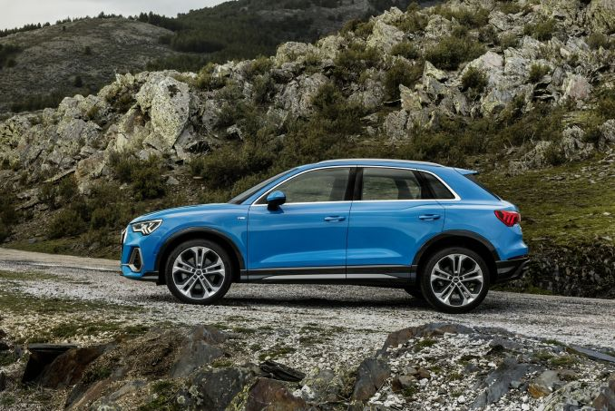 Video Review: Audi Q3 Estate 40 Tfsi Quattro Sport 5dr S Tronic [C+S Pack]
