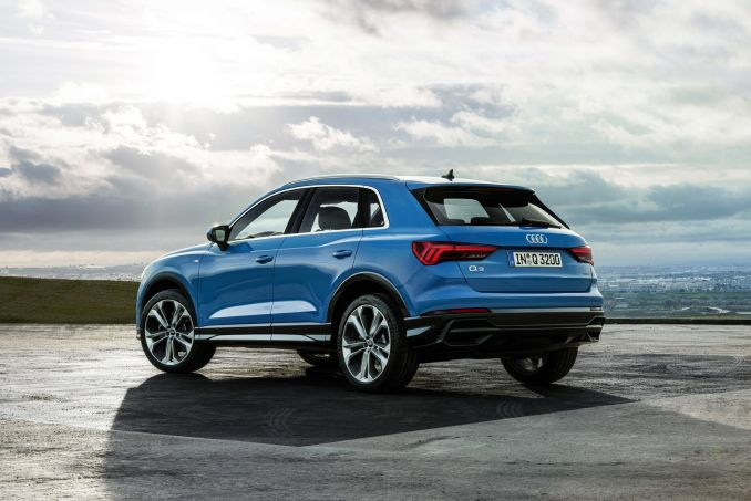 Image 2: Audi Q3 Estate Special Editions 40 Tfsi Quattro Edition 1 5dr S Tronic