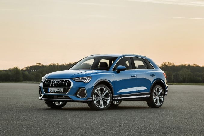 Video Review: Audi Q3 Diesel Estate 35 TDI Quattro S Line 5dr