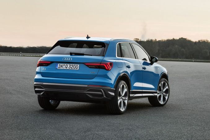 Image 4: Audi Q3 Estate Special Editions 40 Tfsi Quattro Edition 1 5dr S Tronic