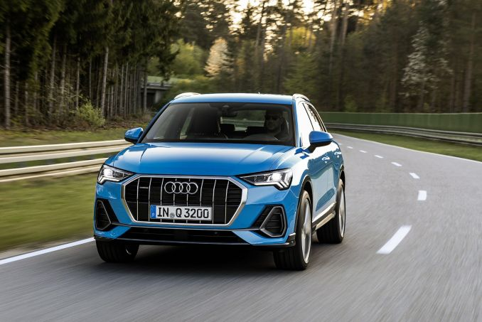 Image 5: Audi Q3 Estate Special Editions 40 Tfsi Quattro Edition 1 5dr S Tronic