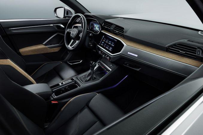 Image 5: Audi Q3 Estate 35 Tfsi Sport 5dr