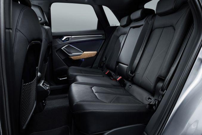 Image 4: Audi Q3 Estate 35 Tfsi Sport 5dr