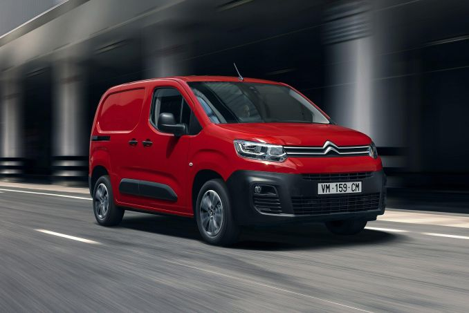 Image 5: Citroen Berlingo M Diesel 1.5 Bluehdi 1000KG Driver 130PS [6speed] [S/S]
