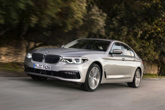 Video Review: BMW 5 Series Saloon 530E M Sport 4dr Auto