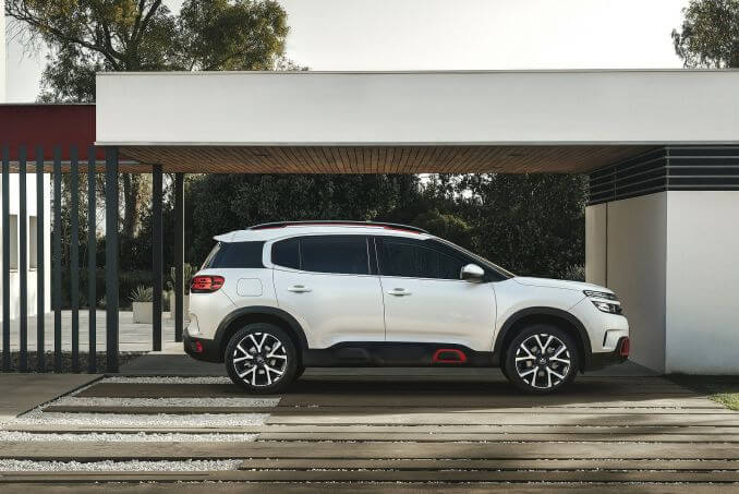 Image 1: Citroen C5 Aircross Diesel Hatchback 1.5 Bluehdi 130 Flair Plus 5dr EAT8