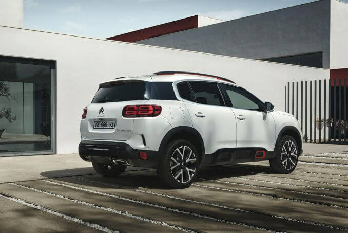 Image 6: Citroen C5 Aircross Diesel Hatchback 1.5 Bluehdi 130 Flair Plus 5dr EAT8