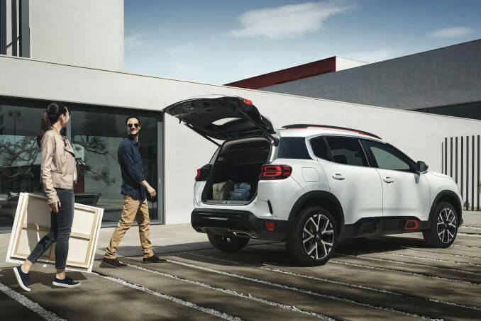 Image 4: Citroen C5 Aircross Diesel Hatchback 1.5 Bluehdi 130 Flair Plus 5dr EAT8