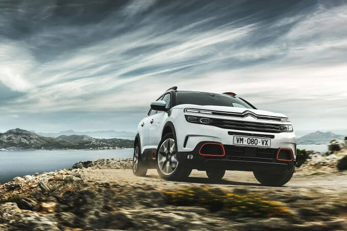 Image 6: Citroen C5 Aircross Hatchback 1.2 Puretech 130 Flair 5dr