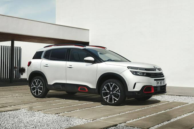 Image 2: Citroen C5 Aircross Diesel Hatchback 1.5 Bluehdi 130 Flair Plus 5dr EAT8
