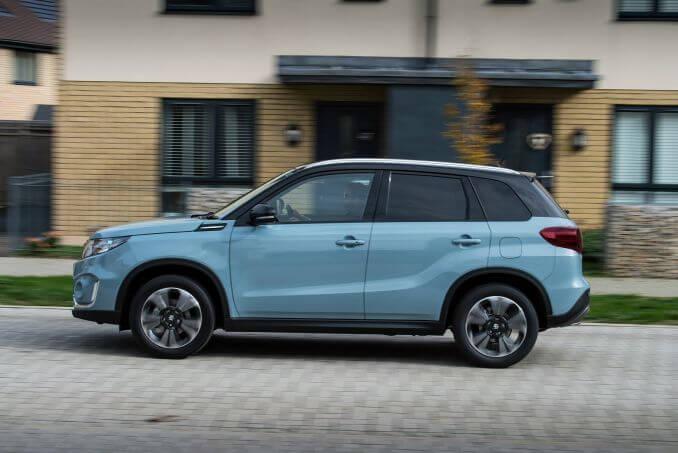 Video Review: Suzuki Vitara Estate 1.4 Boosterjet SZ-T 5dr Auto