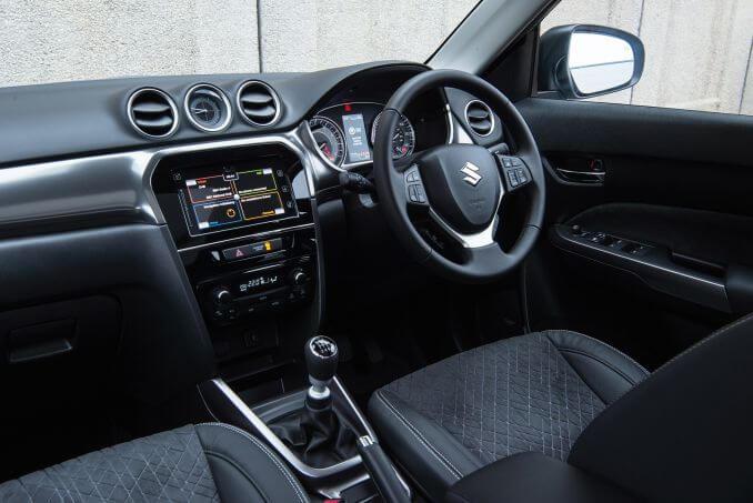 Image 2: Suzuki Vitara Estate 1.4 Boosterjet SZ-T 5dr Auto