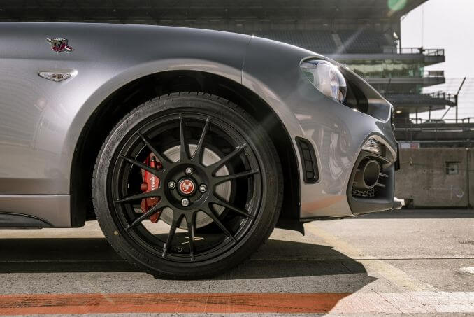 Image 2: Abarth 124 Spider Roadster Special Edition 1.4 T Multiair GT 2dr