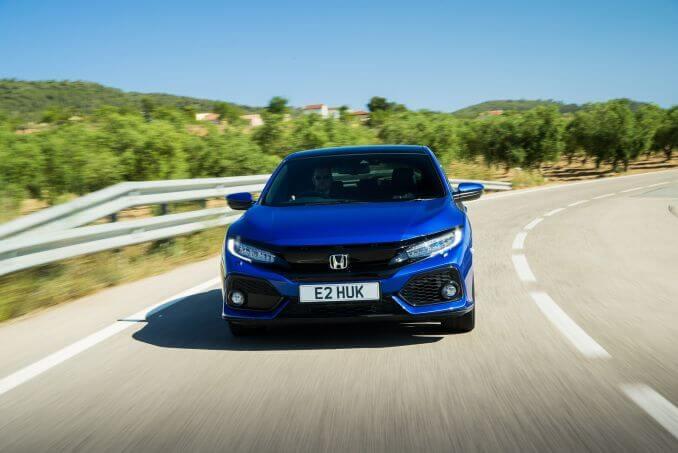 Image 6: Honda Civic Hatchback 1.0 Vtec Turbo 126 SE 5dr