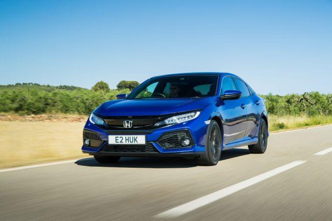 Image 4: Honda Civic Hatchback 1.0 Vtec Turbo 126 SE 5dr