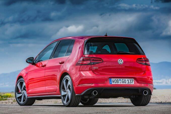 Image 2: Volkswagen Golf Hatchback 2.0 TSI 245 GTI Performance 5dr DSG