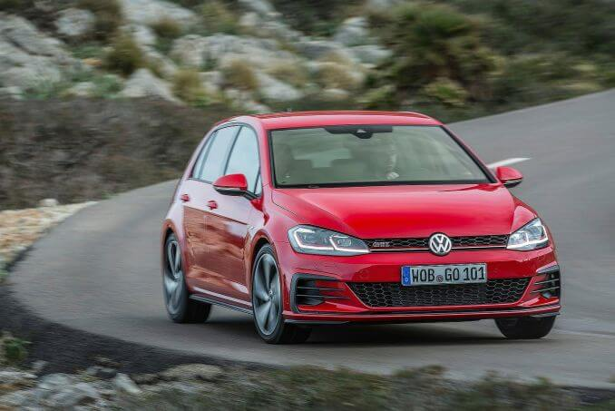 Image 6: Volkswagen Golf Hatchback 2.0 TSI 245 GTI Performance 5dr DSG
