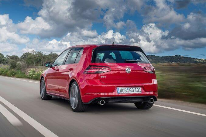 Image 5: Volkswagen Golf Hatchback 2.0 TSI 245 GTI Performance 5dr DSG