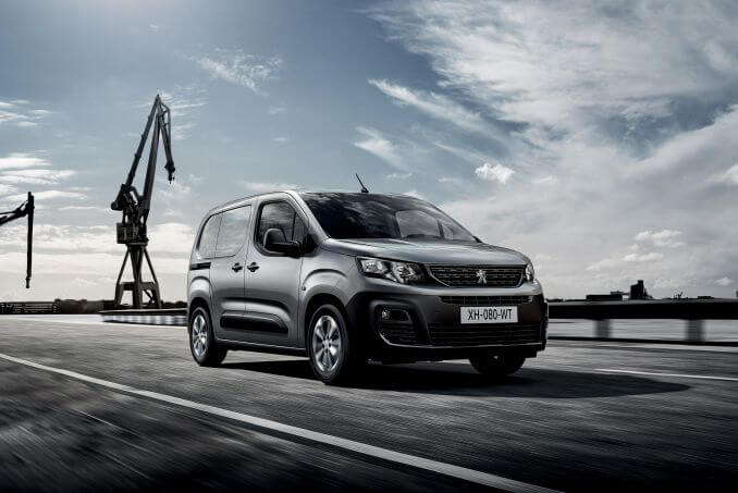 Image 1: Peugeot Partner Standard Diesel 1000 1.6 Bluehdi 100 Professional VAN