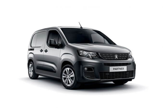 Image 2: Peugeot Partner Standard Diesel 1000 1.6 Bluehdi 100 Professional VAN