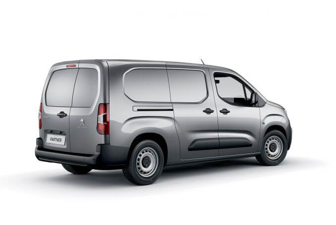 Image 4: Peugeot Partner Standard Diesel 1000 1.6 Bluehdi 100 Professional VAN
