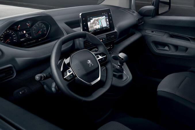 Image 6: Peugeot Partner Standard Diesel 1000 1.6 Bluehdi 100 Professional VAN