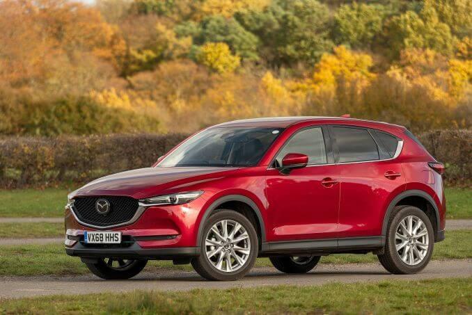 Video Review: Mazda CX-5 Estate 2.0 GT Sport NAV+ 5dr