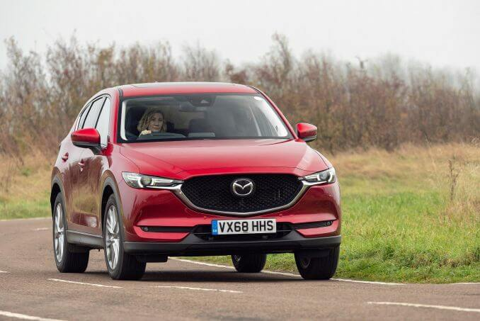 Video Review: Mazda CX-5 Estate 2.0 Sport NAV+ 5dr