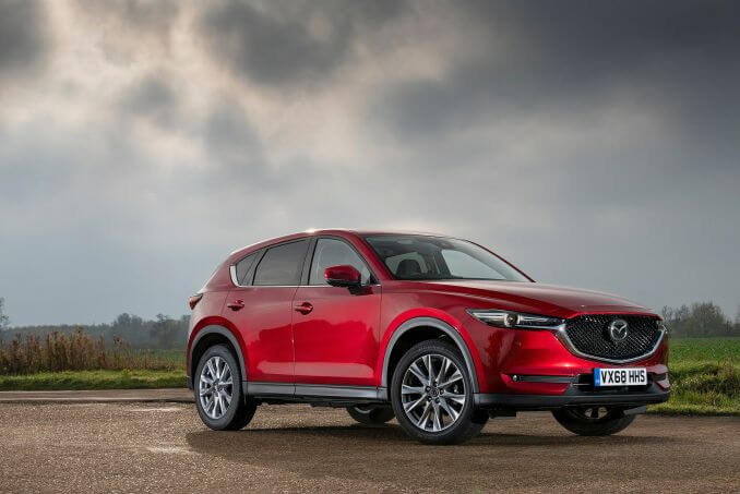 Video Review: Mazda CX-5 Estate 2.0 Sport NAV+ 5dr Auto