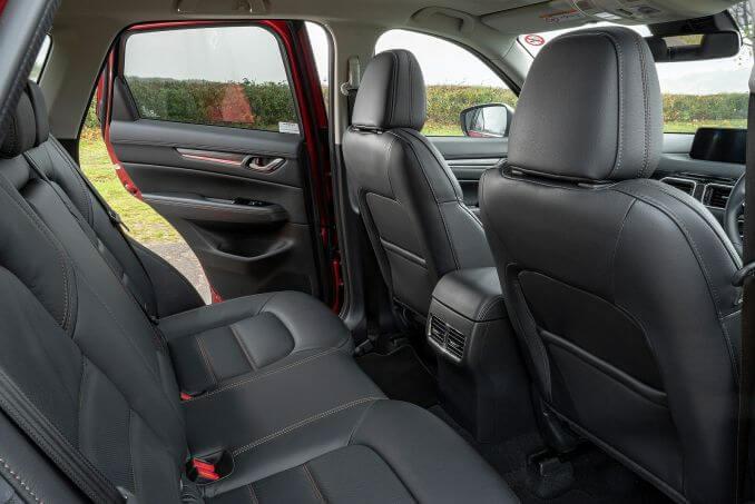 Image 5: Mazda CX-5 Estate 2.0 Sport NAV+ 5dr Auto