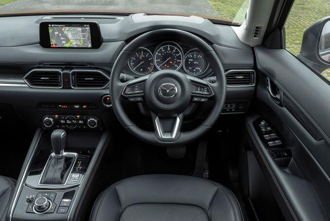 Image 4: Mazda CX-5 Estate 2.0 Sport NAV+ 5dr Auto