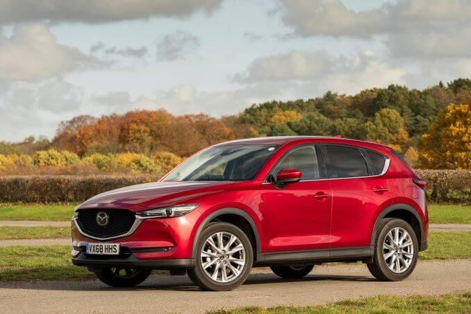 Video Review: Mazda CX-5 Estate 2.0 SE-L NAV+ 5dr
