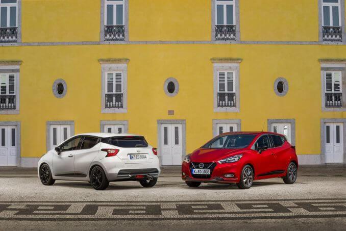 Image 3: Nissan Micra Hatchback 1.0 IG-T 100 Acenta 5dr
