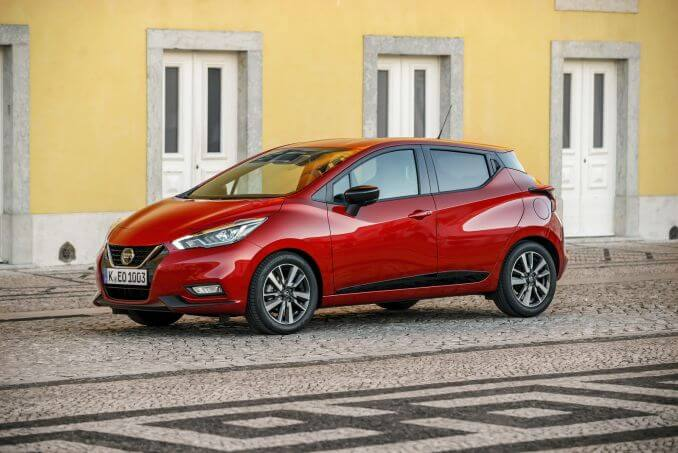 Image 5: Nissan Micra Hatchback 1.0 IG-T 100 Acenta 5dr