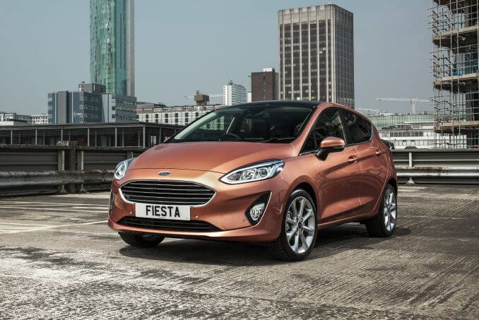 Video Review: Ford Fiesta Hatchback 1.0 Ecoboost Titanium X 5dr