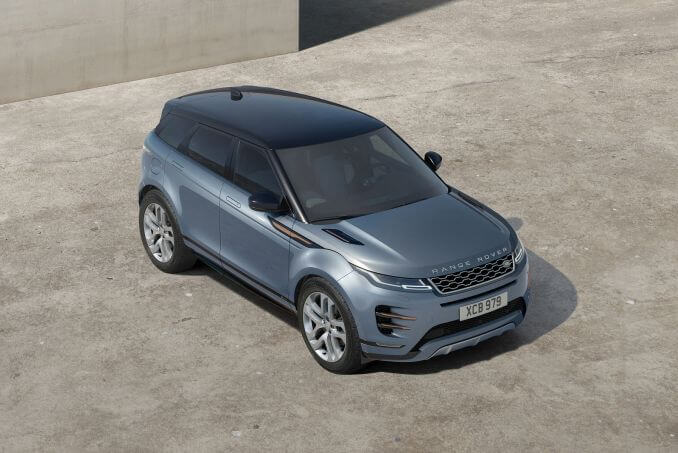 LAND ROVER 2.0 D150 R-Dynamic S 5dr 2WD