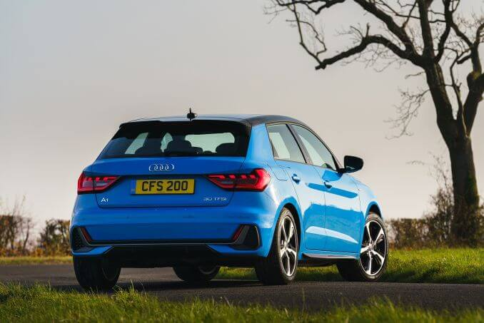 Image 2: Audi A1 Sportback Special Editions 35 Tfsi S Line Contrast Edition 5dr S Tronic