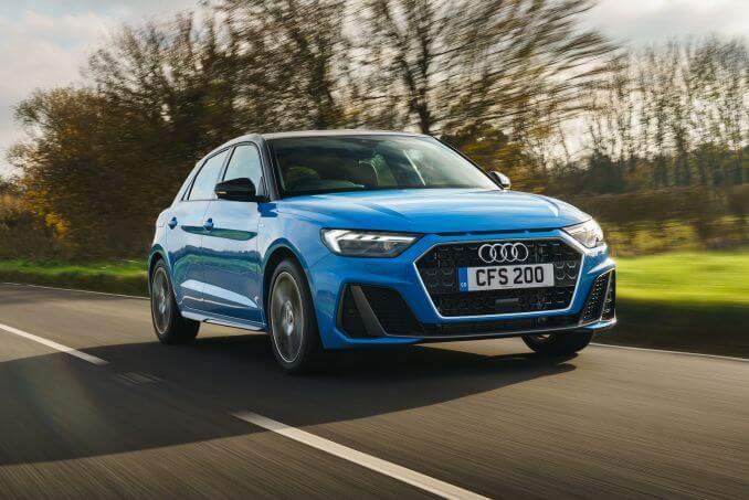 Image 3: Audi A1 Sportback Special Editions 35 Tfsi S Line Contrast Edition 5dr S Tronic