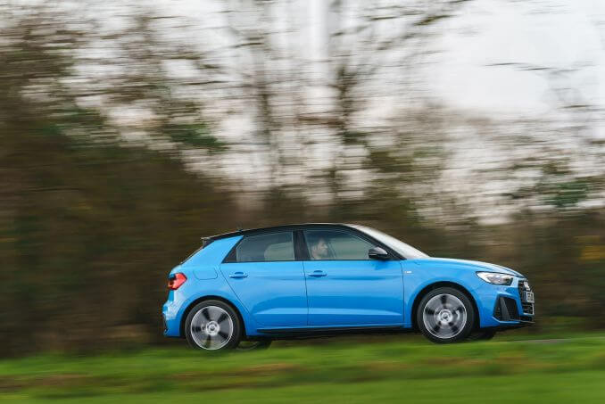 Image 4: Audi A1 Sportback Special Editions 35 Tfsi S Line Contrast Edition 5dr S Tronic