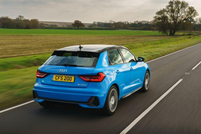 Image 5: Audi A1 Sportback Special Editions 35 Tfsi S Line Contrast Edition 5dr S Tronic