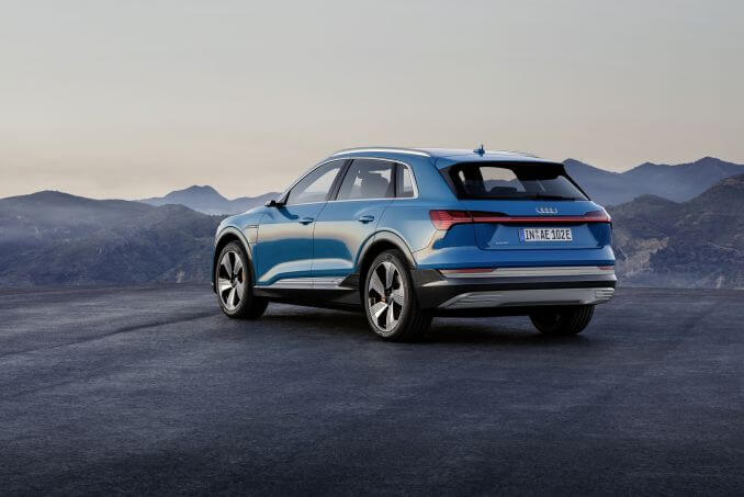 Image 2: Audi E-Tron Estate Special Editions 300KW 55 Quattro 95KWH Launch Edition 5dr Auto