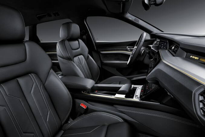 Image 5: Audi E-Tron Estate Special Editions 300KW 55 Quattro 95KWH Launch Edition 5dr Auto