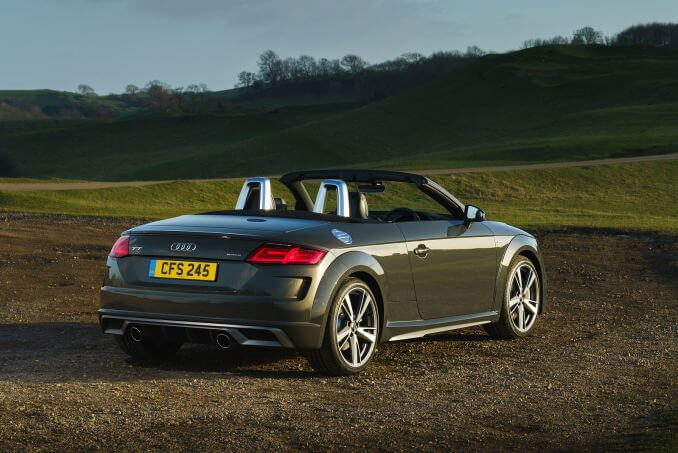 Image 3: Audi TT Roadster Special Editions 45 Tfsi Quattro TT 20 Years 2dr S Tronic