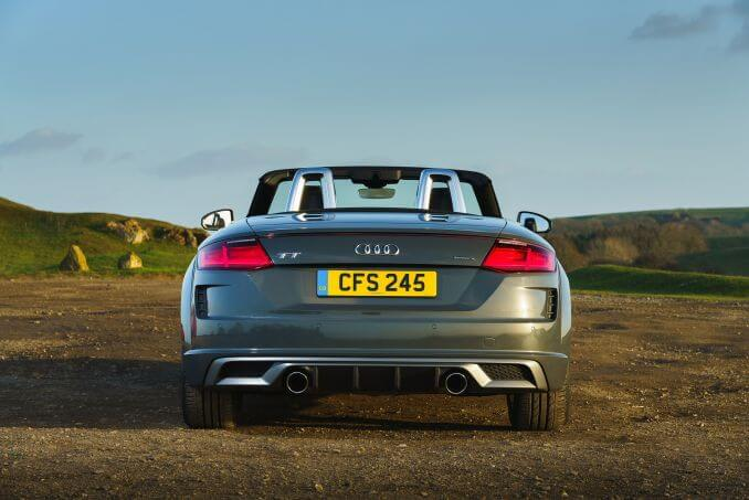 Image 5: Audi TT Roadster Special Editions 45 Tfsi Quattro TT 20 Years 2dr S Tronic