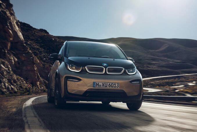Image 6: BMW I3 Hatchback 125KW 42KWH 5dr Auto